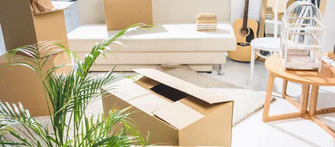מתקני אחסון - קופסאות קרטון או לוקרים